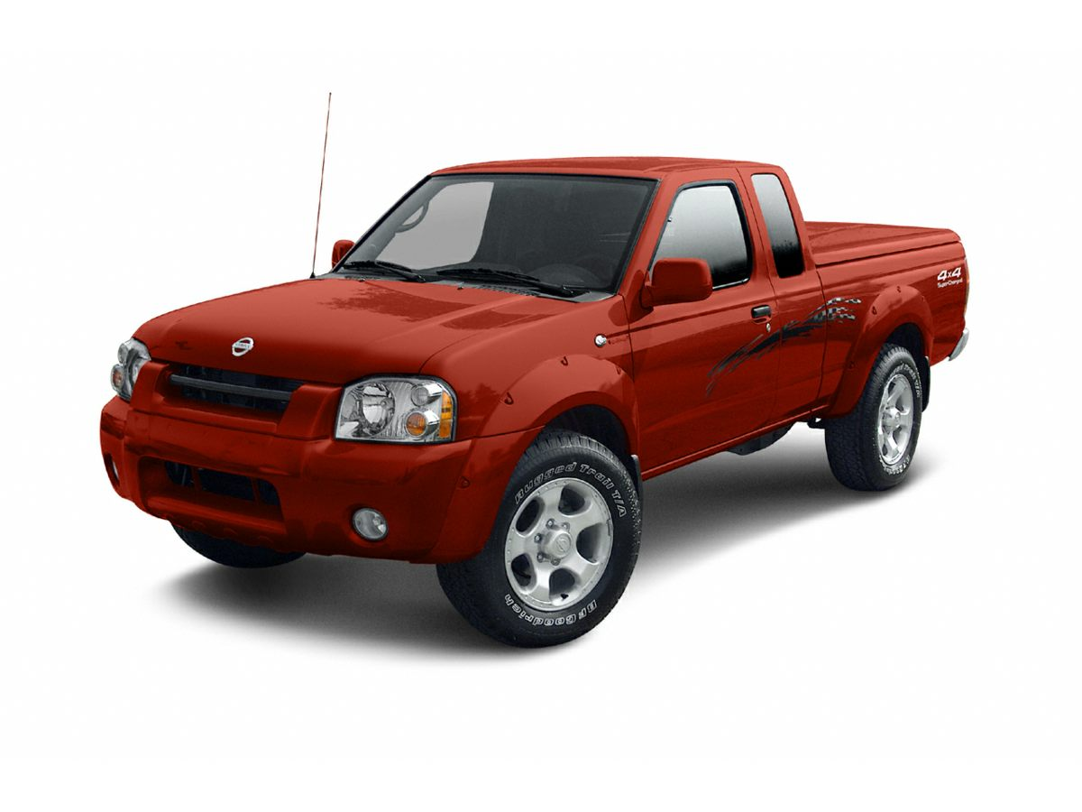 Pre-Owned 2003 Nissan Frontier SE