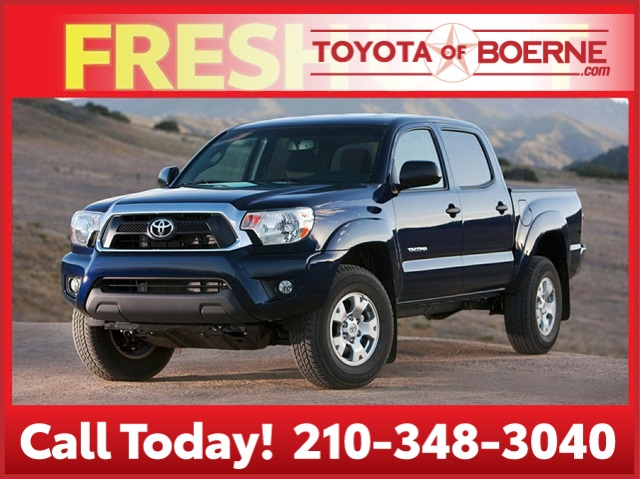Certified Pre Owned 2014 Toyota Tacoma STD