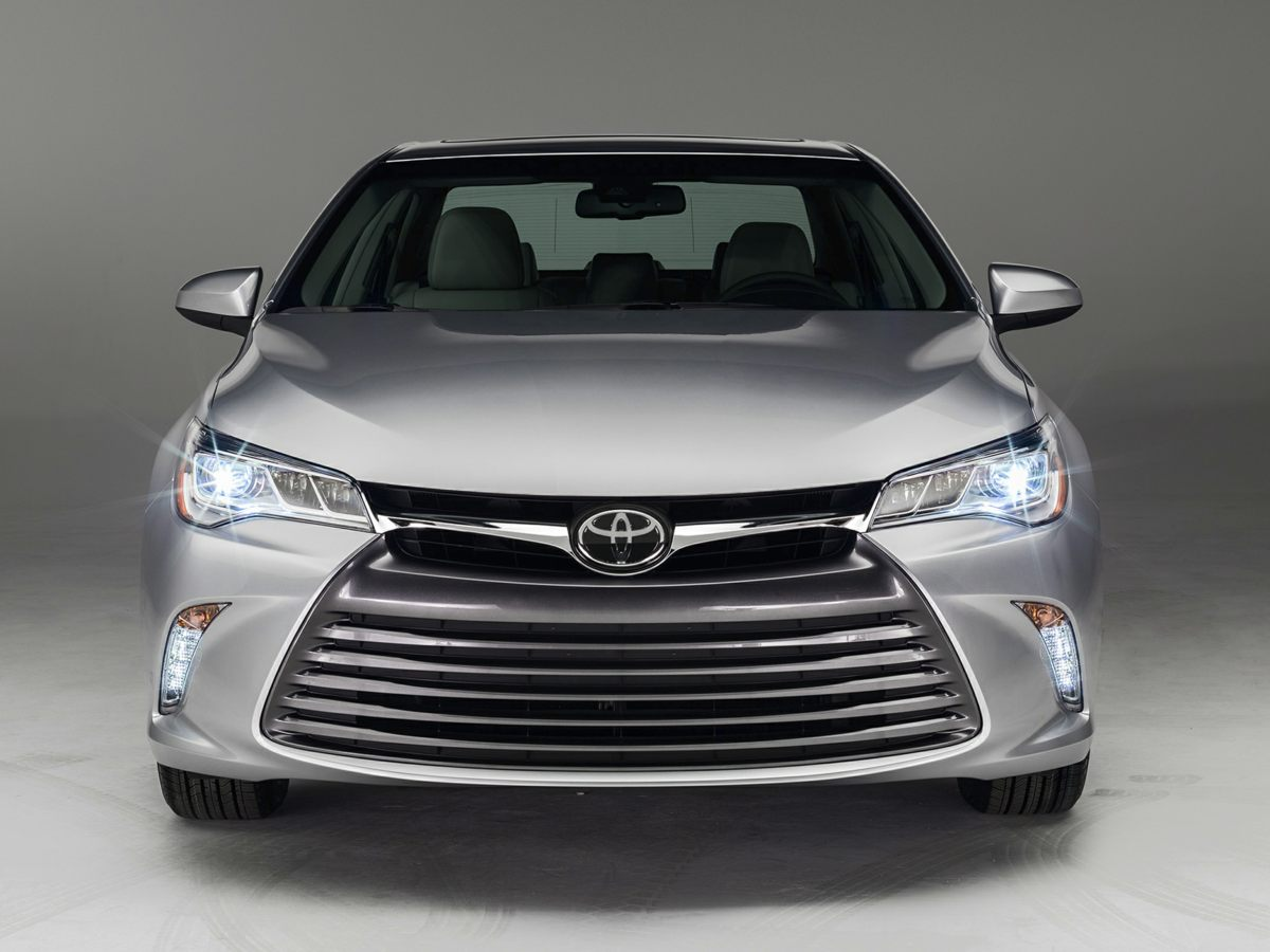 Certified Pre Owned 2017 Toyota Camry Le