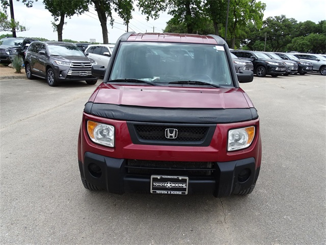 Pre Owned 2006 Honda Element Ex P 4d Sport Utility In Boerne