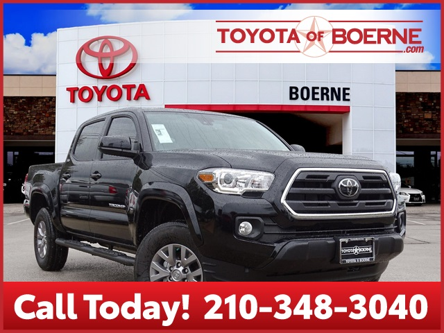 New 2019 Toyota Tacoma Trd Offroad 4d Double Cab In Boerne 1190180