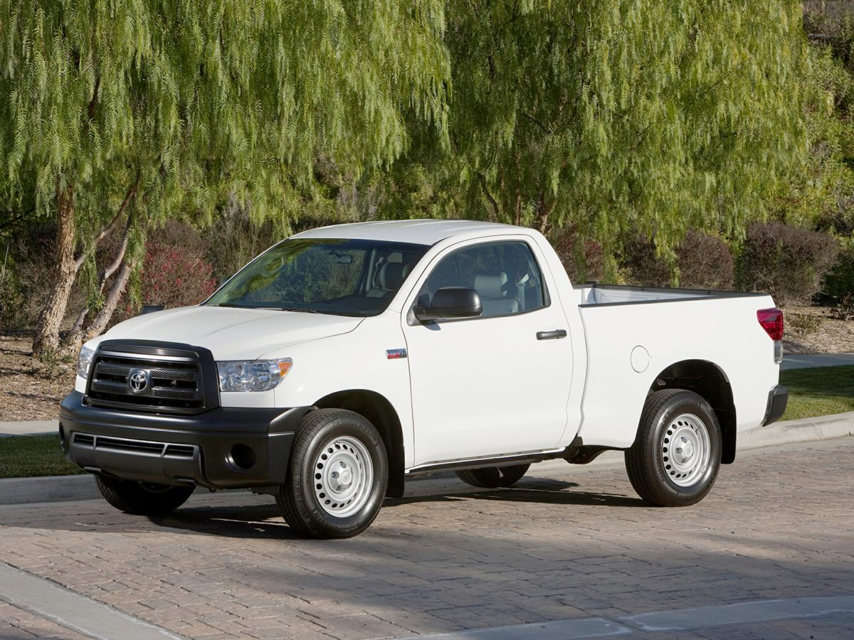 Perfect Pre Owned 2011 Toyota Tundra Grade