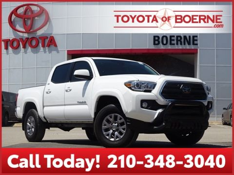 Certified Pre-Owned 2018 Toyota Tacoma SR5